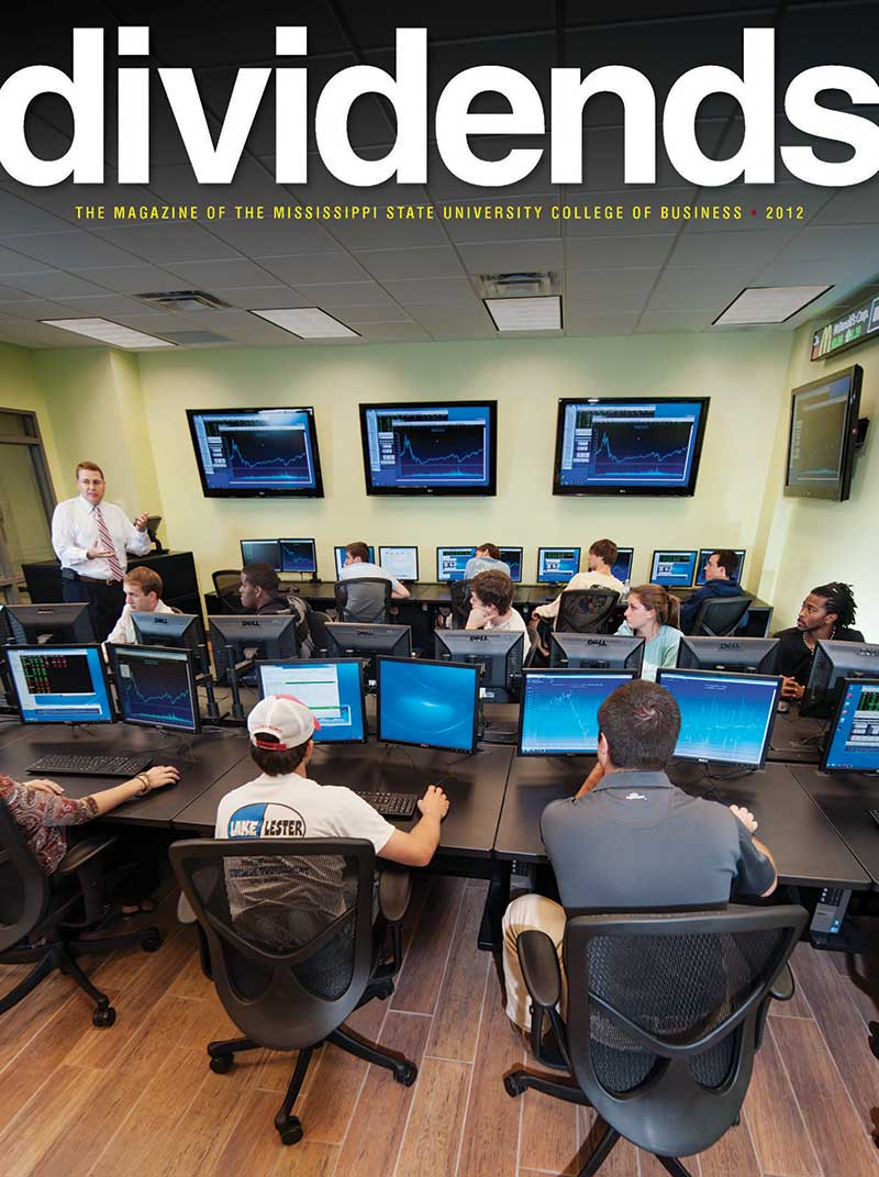 Dividends Magazine, 2012 Edition