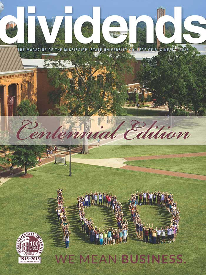 Dividends Magazine, Centennial Edition 2015